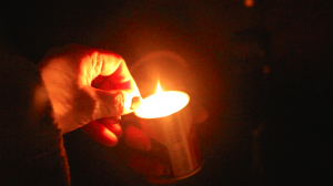 7 Candle Auschwitz Birkenau